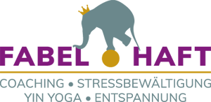 Logo Fabelhaft Oldenburg – Coaching, Stressbewältigung, Yin Yoga und Entspannung